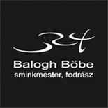 Balogh Böbe smink mester